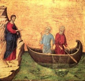 pecheurs avec Jésus