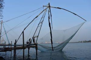 bâteau de pêche