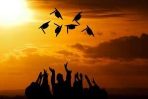 nous sommes diplômés
